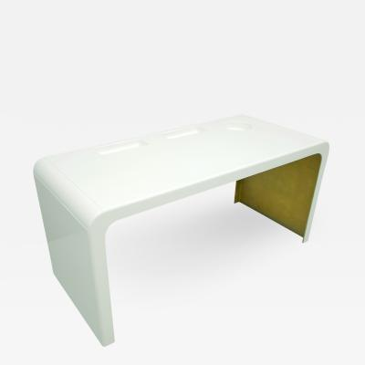 Fiberglass Writing Desk Germany 1960s