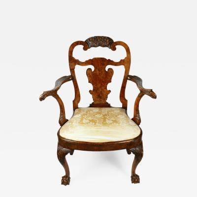 Fine 18thc English Armchair