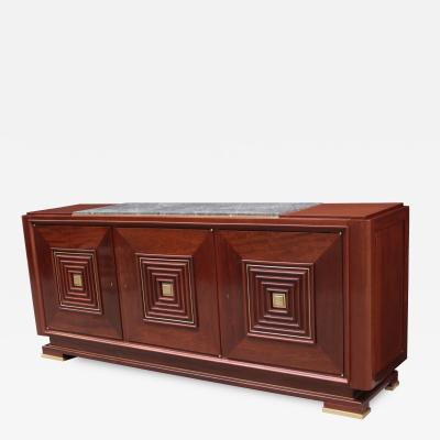 Fine Art Moderne Three Door Sideboard