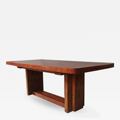 Fine French Art Deco Modernist Dining Table