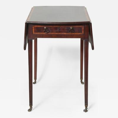 Fine George III Pembroke Table