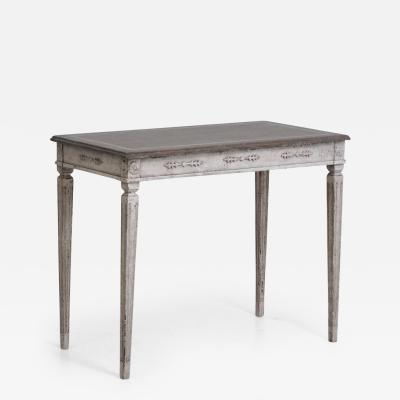 Fine Gustavian freestanding console table 19th Century