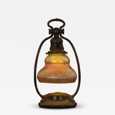 Fine Tiffany Desk Lamp c 1910