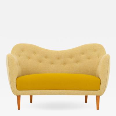 Finn Juhl 2 seater sofa