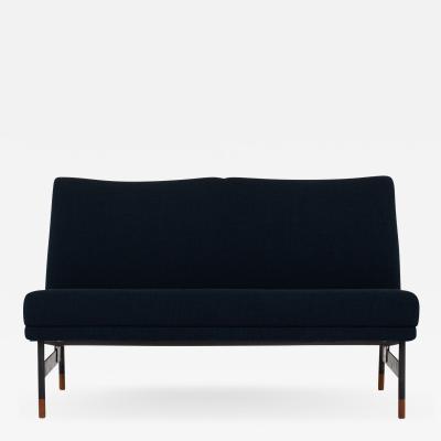 Finn Juhl BO 141 2 2 seater sofa in wool