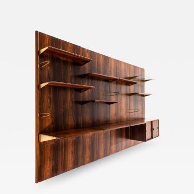 Finn Juhl Bookcase Produced by Bovirke