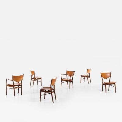 Finn Juhl Chairs Model BO 63 Armchairs Model BO 72