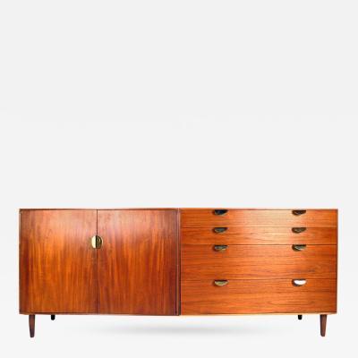 Finn Juhl Credenza Designed by Finn Juhl for Baker