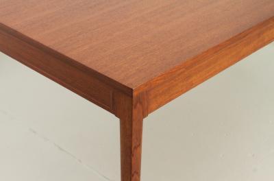 Finn Juhl Diplomat Dining Table in Teak Wood by Finn Juhl Denmark