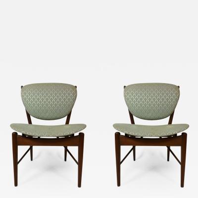 Finn Juhl Finn Juhl Dining Chairs