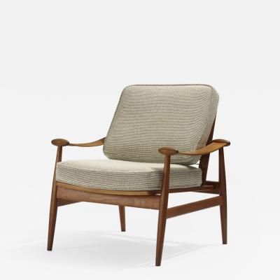 Finn Juhl Finn Juhl Lounge Chair for France and Son