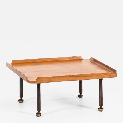 Finn Juhl Finn Juhl Low Table Produced by cabinetmaker Niels Roth Andersen