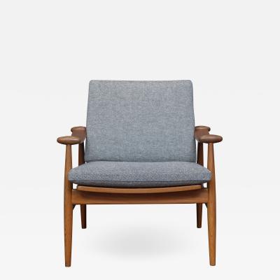 Finn Juhl Finn Juhl Spade Chair Model 133 for France Daverkosen
