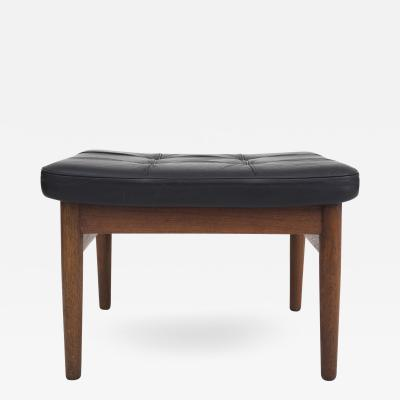 Finn Juhl Foot Stool in Teak