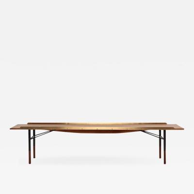 Finn Juhl Low Table Bench by Finn Juhl