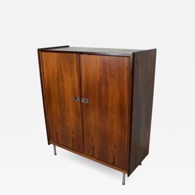 Finn Juhl Mid Century Danish Modern Rosewood Highboy Chest of Drawers Storage