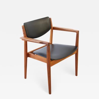 Finn Juhl Model 196 Armchair for France and Son