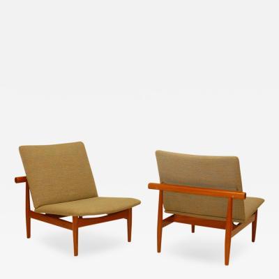 Finn Juhl Pair of Finn Juhl Japan Chairs