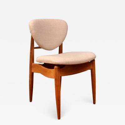 Finn Juhl Style John Stuart Chairs Four Available