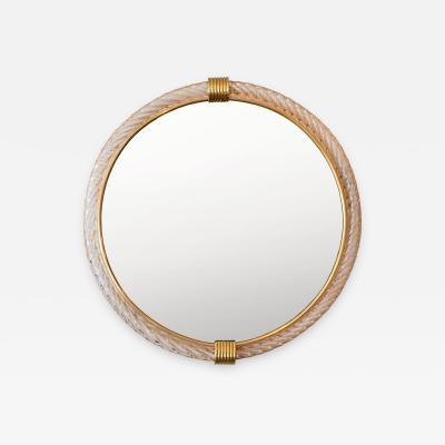 Firenze mirror circular