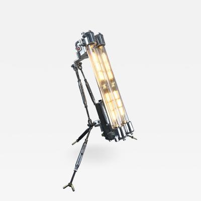 Flameproof Tripod Floor Light Series 800 Model 101