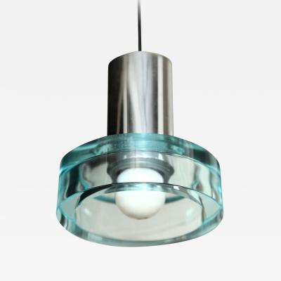 Flavio Poli Seguso Pendent Light Designed by Flavio Poli Made in Venice