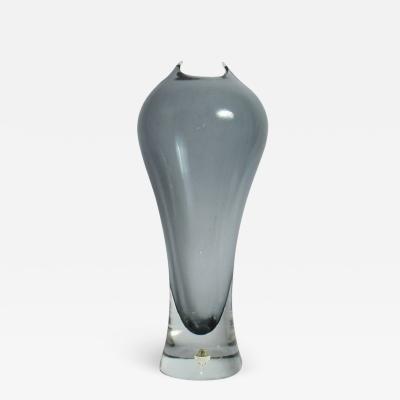 Flavio Poli Seguso Vintage Sommerso Vase