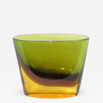 Flavio Poli Vintage Seguso Somemrso Vase