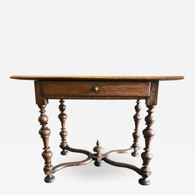 Flemish Baroque Writing or Side Table