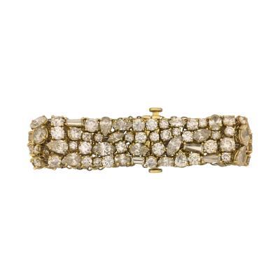 Flexible Diamond Bracelet