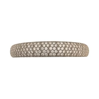 Flexible Diamond Cuff Bracelet