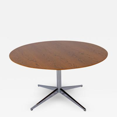 Florence Knoll 54 Oak Top Florence Knoll Table for Knoll int