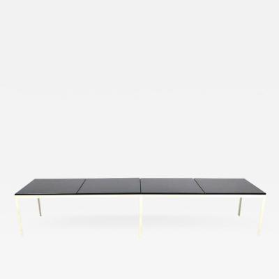 Florence Knoll Architectural Florence Knoll T Angle Table Bench