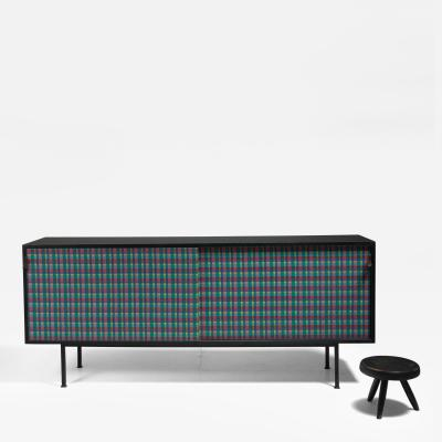 Florence Knoll Exceptional large Florence Knoll Custom Made Sideboard France 1965