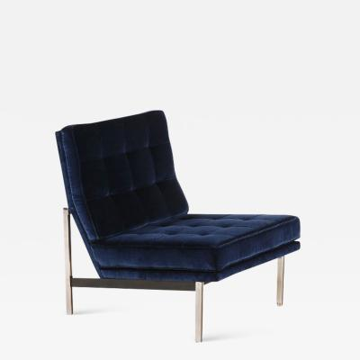 Florence Knoll Florence Knoll Parallel Bar Lounge Chair circa 1965