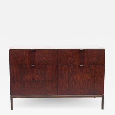Florence Knoll Florence Knoll Rosewood Chest for Knoll