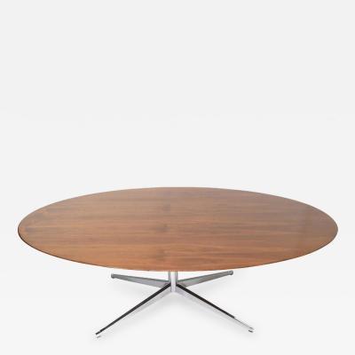 Florence Knoll Florence Knoll Walnut Dining Table