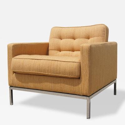 Florence Knoll Lounge Chair by Florence Knoll