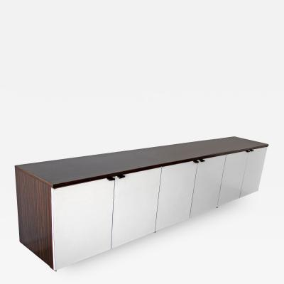 Florence Knoll Wall Mount Credenza after Florence Knoll Mid Century Modern 1960s