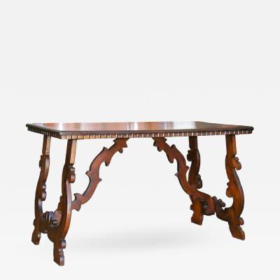 Florentine Trestle Table