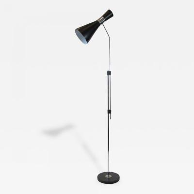 Fog and M rup Large Adjustable Height Floor Lamp by Fog and M rup