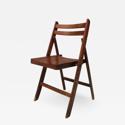 Folding chair 1960