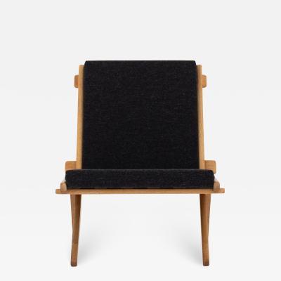 Folding chair in oak