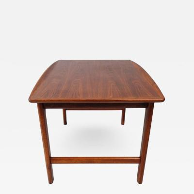 Folke Ohlsson Folke Ohlsson for DUX Teak End Table