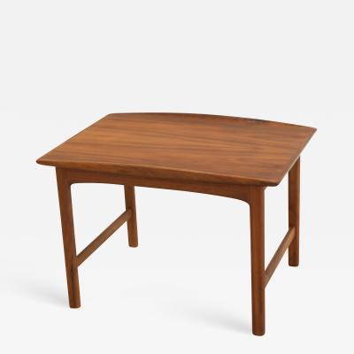 Folke Ohlsson Teak End Table