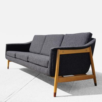 Folke Ohlsson Three Seat Sofa by Folke Ohlsson for DUX