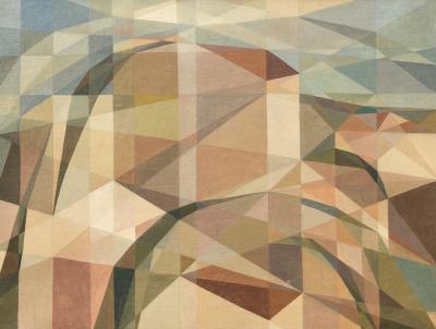 Folke Skogh ll Oil Painting