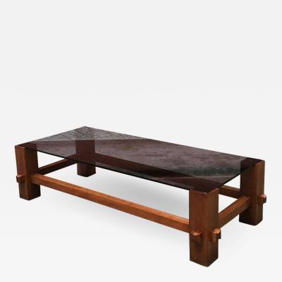 Fontana Arte Coffee table mod 2461 by Fontana Arte 1968