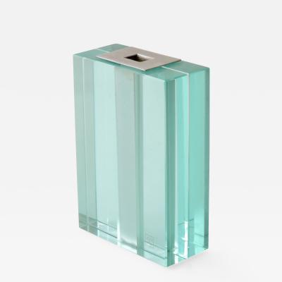 Fontana Arte Fontana Arte Mod 2049 glass vase