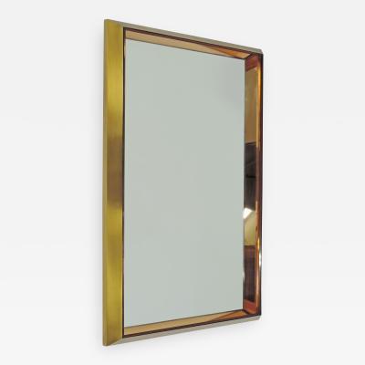 Fontana Arte Fontana Arte Mod 2172 wall mirror Italy 1960s